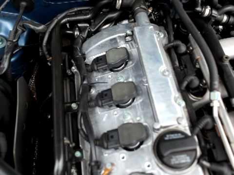 Motorger 228 Usch Audi A4 1 8t Youtube