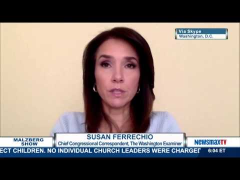 Malzberg | Susan Ferrechio discusses Hillary Clinton and voting rights