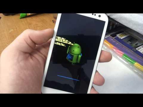 Master Reset Samsung Galaxy s3 Metro pcs