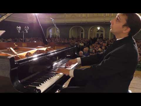 Фредерик Шопен - Фантазия-экспромт op.66 15.09.2015 Мирослав Култышев (фортепиано)