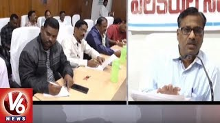 Singareni Operations Director Chandra Shekar Holds Press Meet On Dependent Jobs