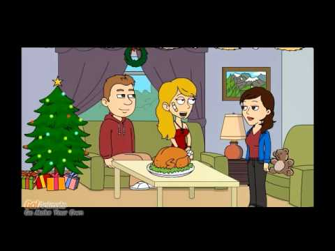 dora gets grounded on christmas