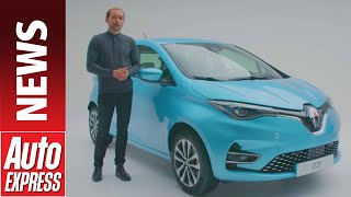 New 2019 Renault ZOE - could this 242-mile supermini be the most affordable EV ever?