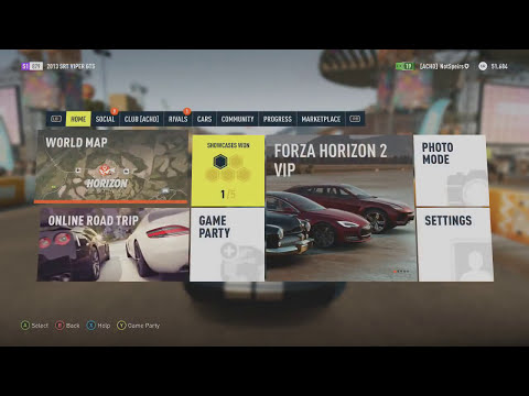 Forza Horizon 2 - The Viper