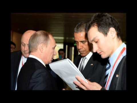 Obama and Putin are odd couple at Beijing summit   photos