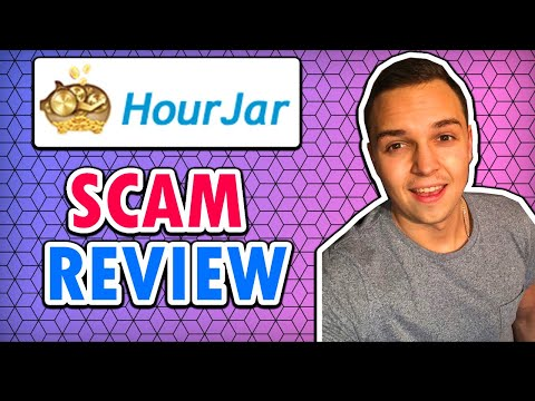 HourJar - Win Back Your Money HYIP (SCAM REVIEW) 😷
