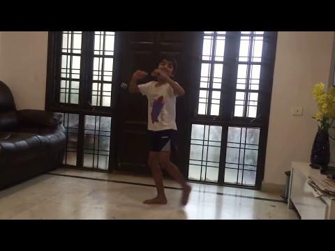 Shekar master son vinny dance for dhee jodi# thumbnail