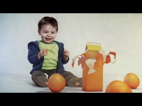 AmarE Oranges & Kid by Triada Studio