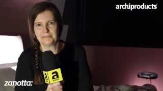 ZANOTTA | Anna Von Schewen | Archiproducts Design Selection - Salone del Mobile 2015