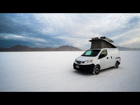 BACK ON THE ROAD! Van Life Across the U.S.