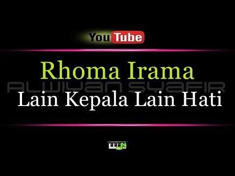 Karaoke Rhoma Irama - Lain Kepala Lain Hati