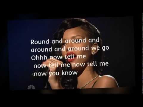Rihanna - Stay [Official Song + Lyrics]