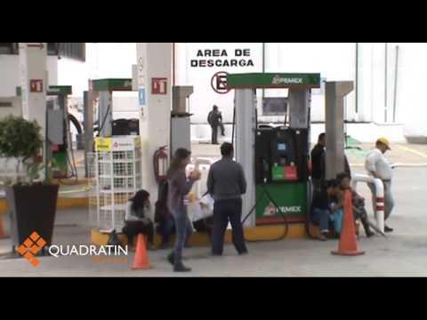 Cierran gasolineras en Oaxaca para evitar saqueos
