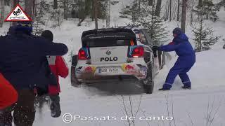 Ралли №56 ICrash Mikkelsen Power Stage Rally Sweden