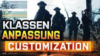 Exclusive Battlefield 1 Class Customization Gameplay | All Details