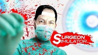 LE PIRE CHIRURGIEN DU MONDE ! Surgeon Simulator (Playstation VR)