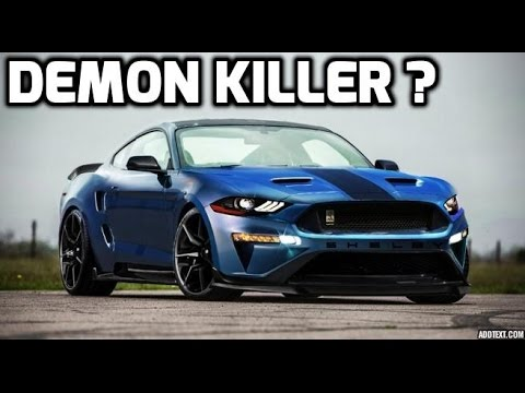 Will a new Shelby GT500 be able to compete with the Dodge Demon ?