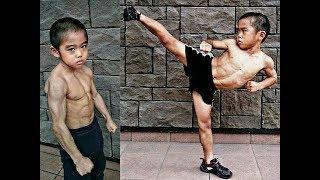 Die 10 Stärksten Kinder Der Welt | Bruce Lee Kind