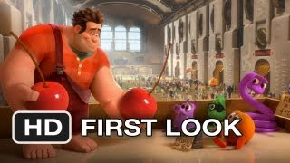 Wreck-It Ralph - Wreck-It Ralph - Movie First Look (2012) Disney Movie HD