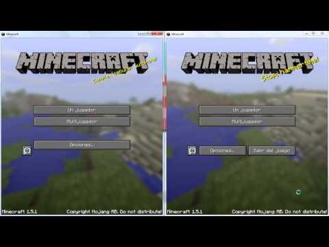 Descargar Minecraft 1.5.2   Launcher Premium y pirata [DESACTUALIZADO]