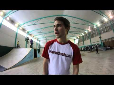 Базовые трюки на скейте  Как делать олли   720x540