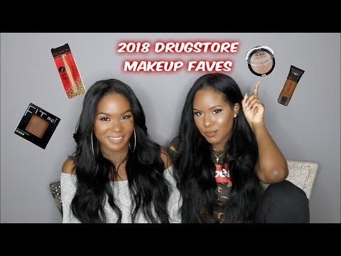 2018 Drugstore Makeup Must Haves