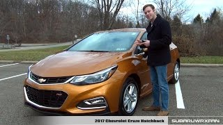 Review: 2017 Chevrolet Cruze Hatchback (Manual)