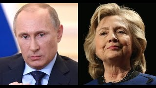 SHOCK: Putin Says Clinton Met With Russian Ambassador During Campaign In 2016 Election|#Russia Trump