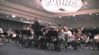 New York Jazz Workshop with dr Anthony Mazzaferro (solos by Dave Bo)