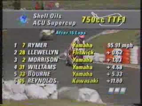 TT F1 bikeracing from mallory park late 80s ? pt2