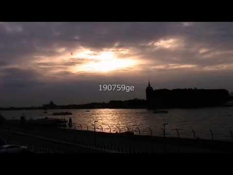 Venezia 18/01/2013 alba breve