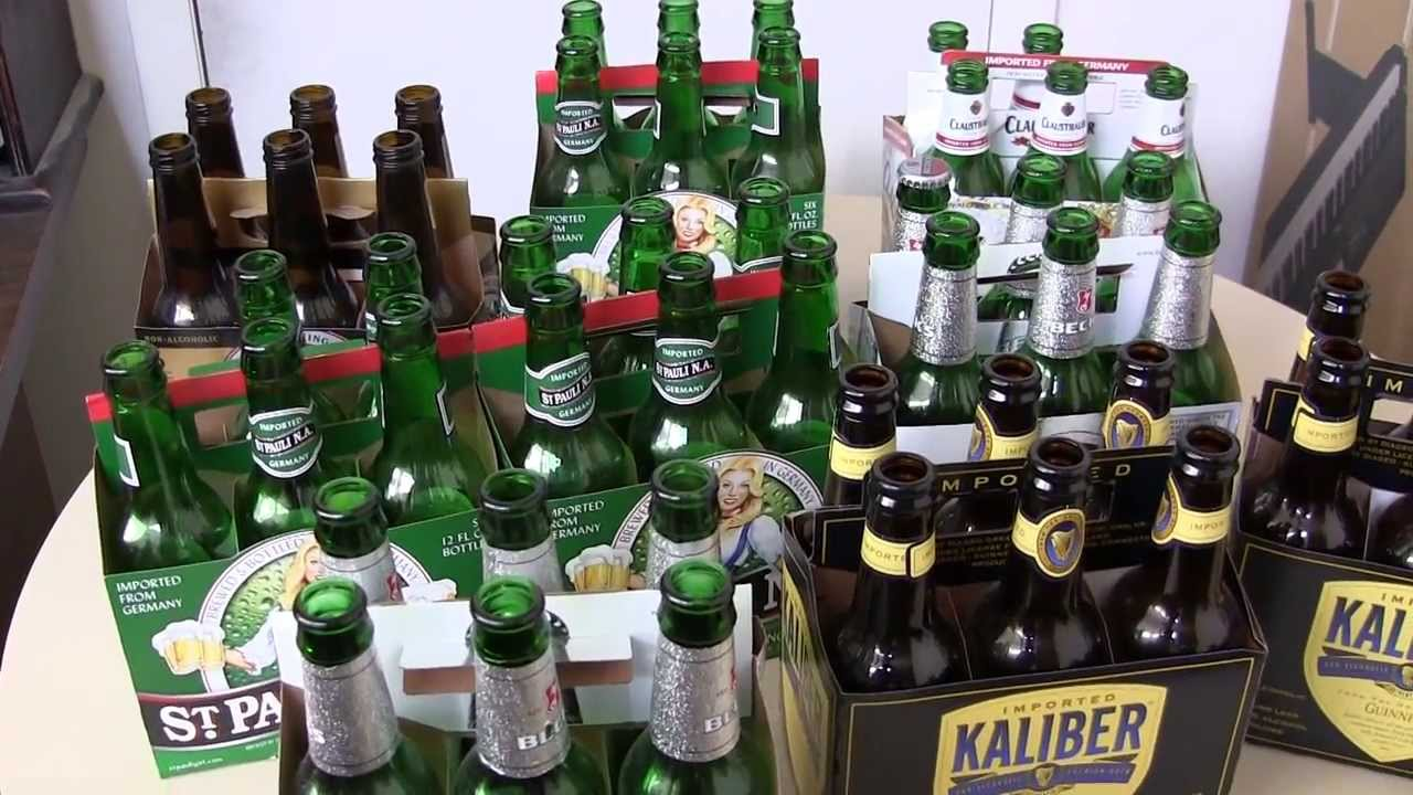 how to make non alcoholic beer
