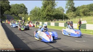 British F1 Sidecars - 2019 - Cadwell Park Sidecar Revival Complete Show