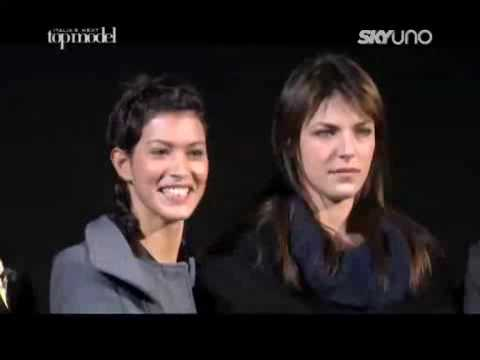 Italia's Next Top Model 3 - Episode 10 - Challenge