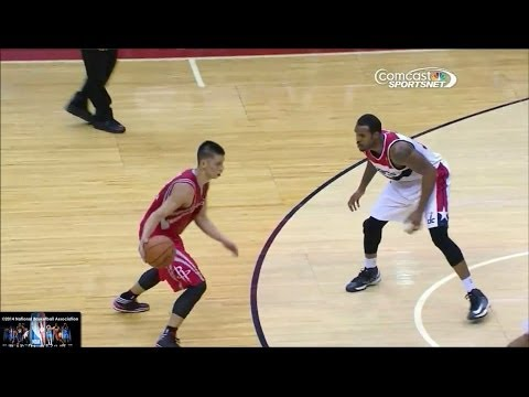 Jeremy Lin Offense Highlights 2013/2014