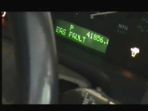 Range Rover P38 demonstration of EAS Kicker