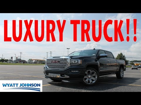 2017 GMC Sierra 1500 Denali Ultimate (In Depth Look)