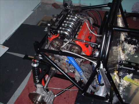 Stratos Being Built from Scratch