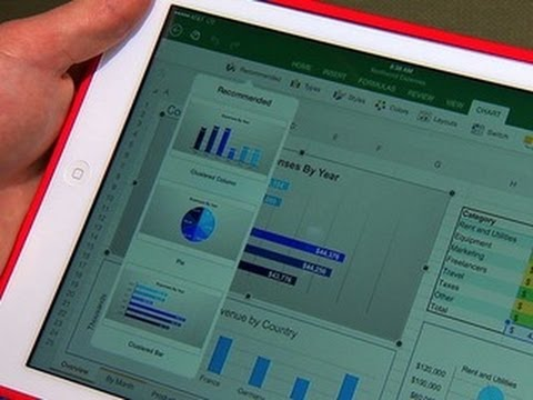 Is Office for iPad a bigger boost for Microsoft or Apple?