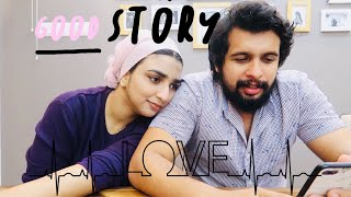 HOW WE MET STORY  || ANSWERING YOUR QUESTIONS || PART TWO || ASHNA SALIM || SALEEL SALIM