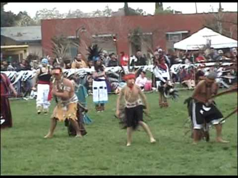 Pomo Dances: Native California Indians Video