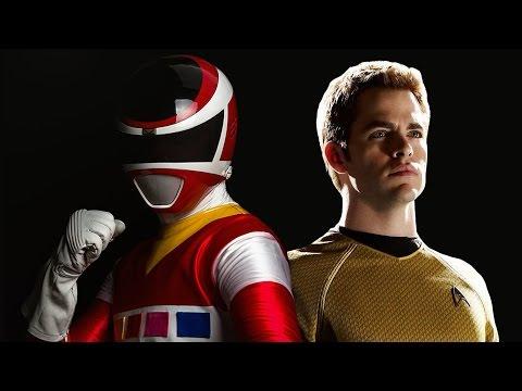 Star Trek (Power Rangers: In Space Style!)