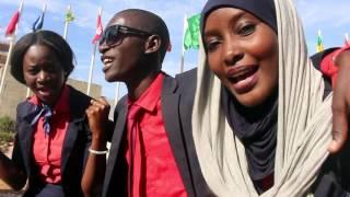Intégration | Le clip des étudiants rappeurs