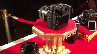 Professor Foto: Fuji Film Grandslam GFX