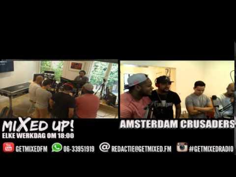 Amsterdam Crusaders bij Mixed Up! @ Getmixed radio - part2