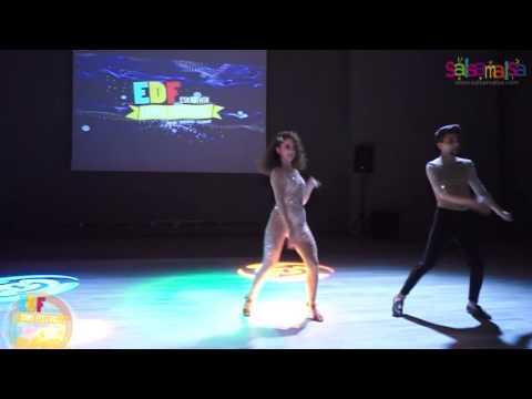 Mert & Elif Dance Performance - EDF 2016