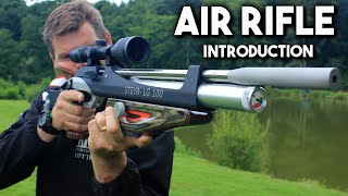 Introduction to Air Rifle Shooting | TAOutdoors