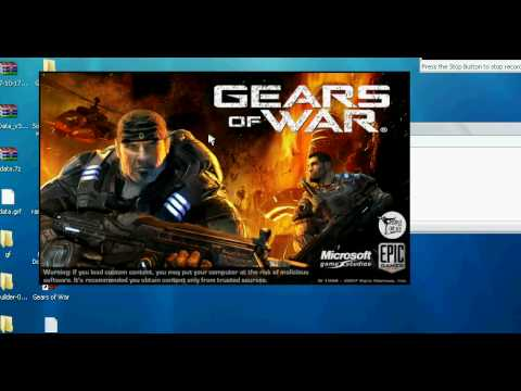 Gears of War Error Fix 2009  (  Cannot Start GoW *FIXED* )