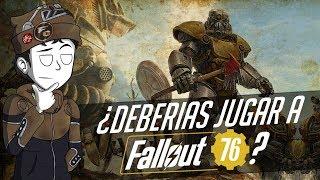 ¿Deberías Jugar a Fallout 76?