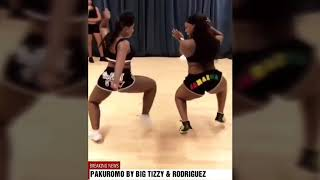 Pakurumo by Big Tizzy X Rodriguez  #dance,#ass,#booty#mood